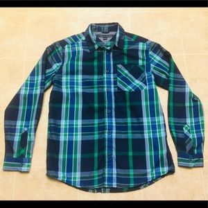 Boys Tommy Hilfiger flannel shirt
